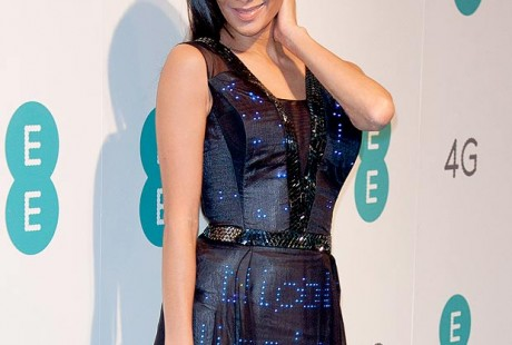 Nicole Scherzinger twitter dress