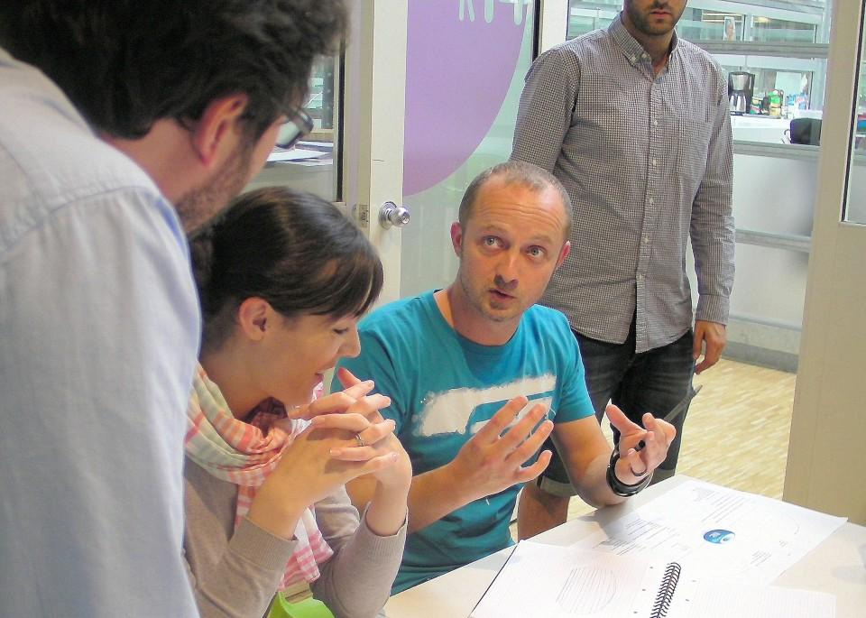 La posture du creative technologist fédère son équipe autour du projet