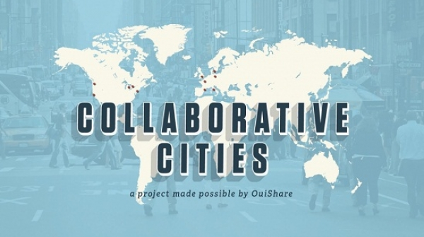 collaborative cities, tour du monde des villes collaboratives