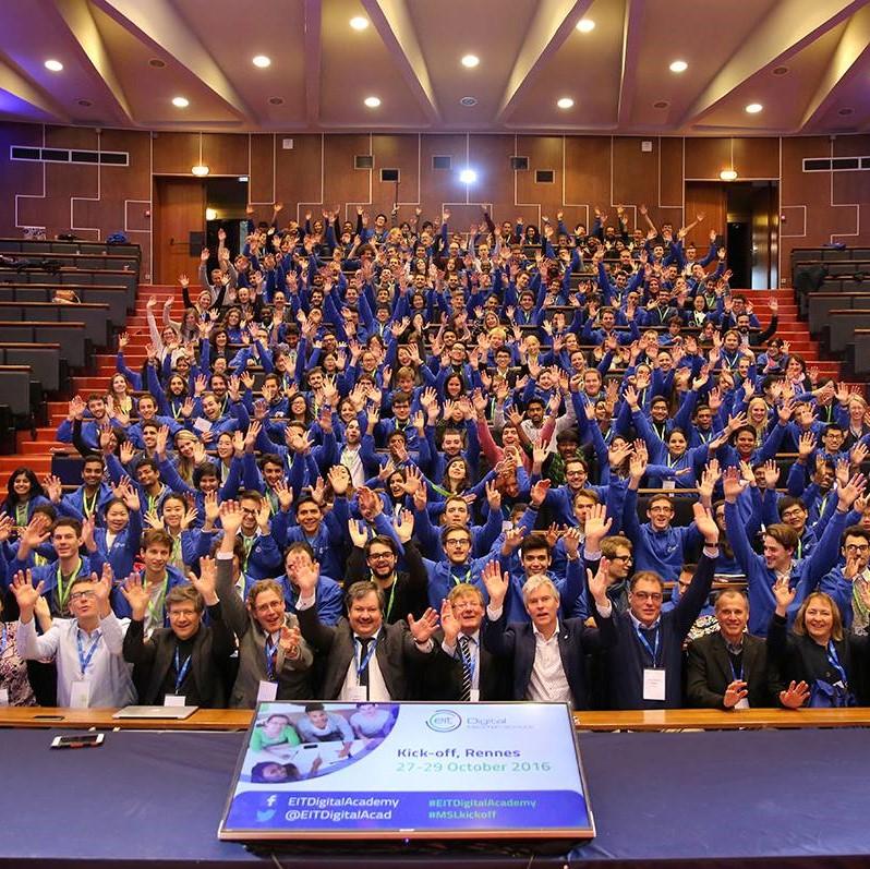 - Octobre 2016 -<br /> Business Challenge<br /> EIT Digital Master School