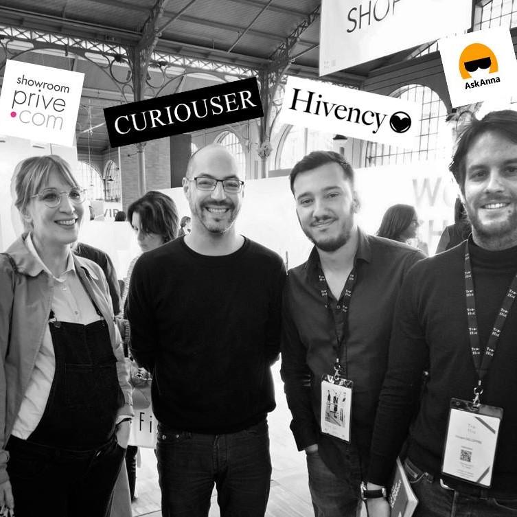 - Avril 2017 -<br /> Table Ronde<br /> 'Les influenceurs,un véritable levier d'acquisition'