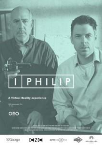 poster I, Philip avec logo
