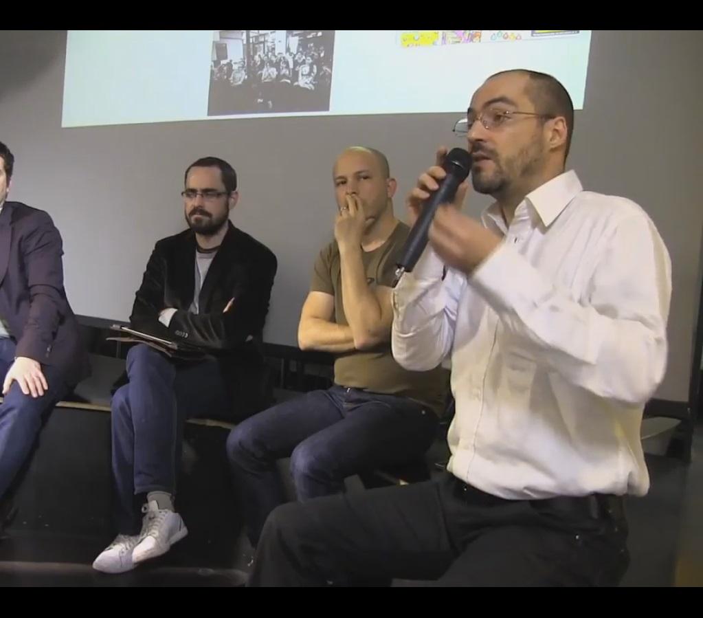 - Janvier 2013 -<br /> Conférence: Social Metrics, obsession de la mesure &amp; trafic d'influence.