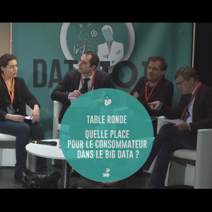 - Novembre 2015 -<br /> Table ronde sur le Big Data